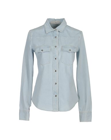 STELLA McCARTNEY - Denim shirt