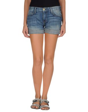 CURRENT/ELLIOTT - Denim shorts