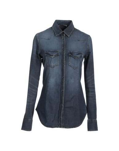 AGLINI - Denim shirt