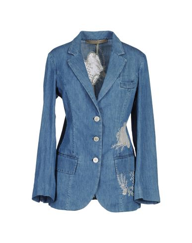 ERMANNO SCERVINO - Denim outerwear