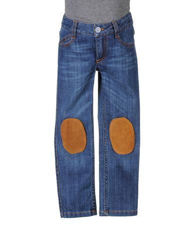 GOLD CASE LITTLE - Denim pants