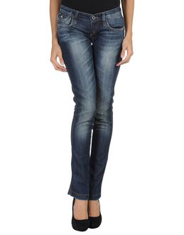 MISS SIXTY Denim pants - Item 42278436