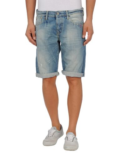 SCOTCH & SODA - Denim bermudas