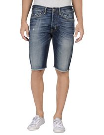 DENIM & SUPPLY RALPH LAUREN - Denim bermudas