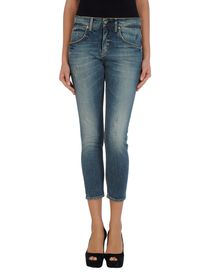 TWO WOMEN IN THE WORLD - Denim capris