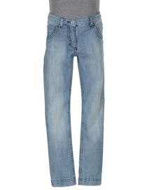 D&G JUNIOR - Denim pants