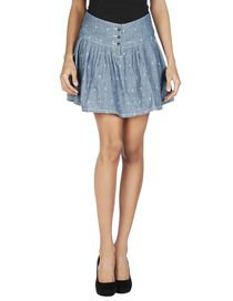 DENIM & SUPPLY RALPH LAUREN - Mini skirt