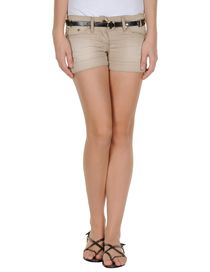 ELISABETTA FRANCHI GOLD LABEL JEANS - Denim shorts