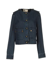 LANVIN - Denim outerwear