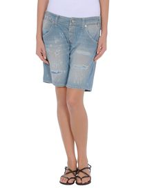 CYCLE - Denim bermudas