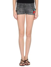 PATRIZIA PEPE - Denim shorts