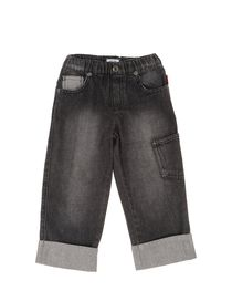 MOSCHINO BABY - Denim trousers