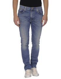 NUDIE JEANS - Denim trousers