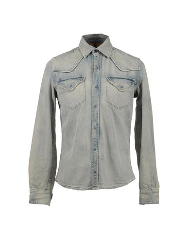 NUDIE JEANS - Denim shirt