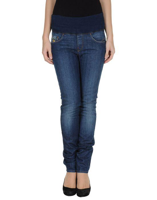 EUROPEAN CULTURE Джинсовые брюки