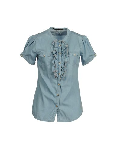 TWIN-SET Simona Barbieri - Denim shirt