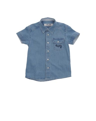 PACIOTTI 4US - Denim shirt