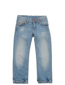 MAURO GRIFONI KIDS - Denim trousers