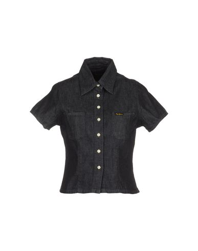 PEPE JEANS - Denim shirt