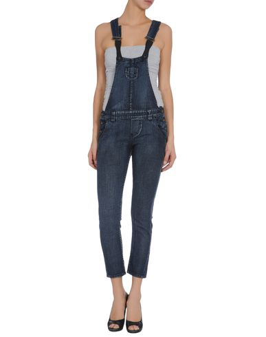 PEPE JEANS - Denim dungaree