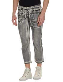 DRKSHDW by RICK OWENS - Denim capris