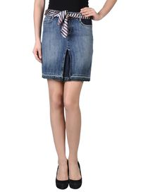 LIU JO JEANS - Denim skirt