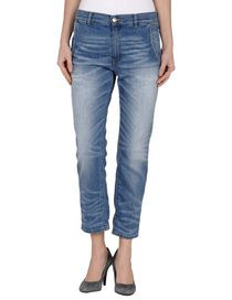 M.GRIFONI DENIM - Denim capris