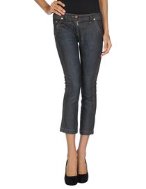 PINKO SUNDAY MORNING - Denim capris