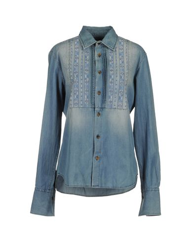 ERMANNO SCERVINO - Denim shirt