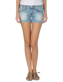 JACOB COHЁN - Denim shorts