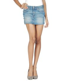 M.GRIFONI DENIM - Denim skirt