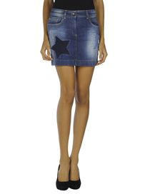 DOLCE & GABBANA - Denim skirt