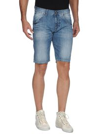 TAKE-TWO - Denim bermudas