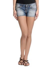 ZU+ELEMENTS - Denim shorts