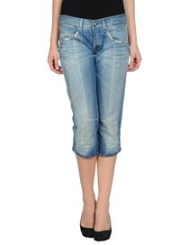 WE ARE REPLAY - Denim capris