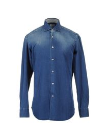 GIANNETTO - Denim shirt
