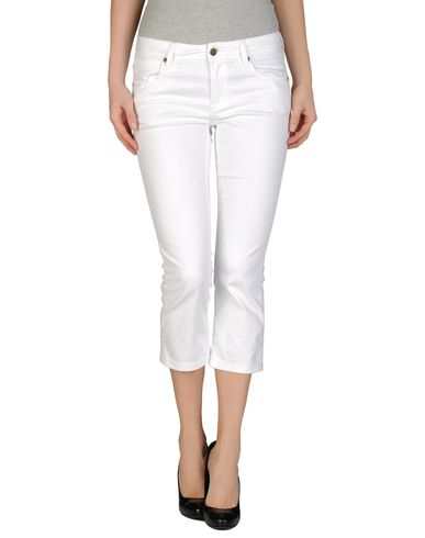 BURBERRY BRIT - Denim capris