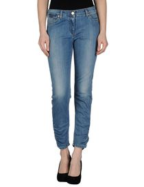 ROBERTO CAVALLI - Denim trousers
