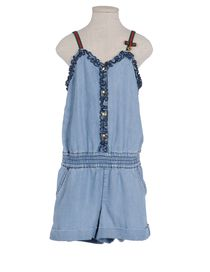 GUCCI - Denim overall