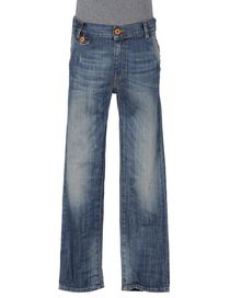 MAURO GRIFONI KIDS - Denim pants