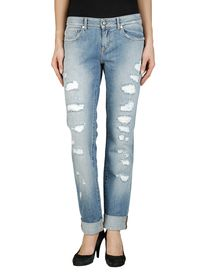 BLUGIRL BLUMARINE - Denim trousers