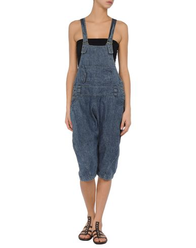 FREDDY THE CLUB - Denim dungaree