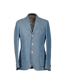 MANUEL RITZ - Denim outerwear