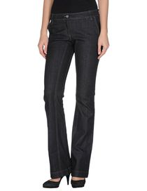 SALVATORE FERRAGAMO - Denim trousers