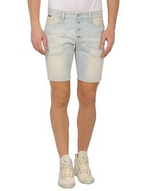 "VIKTOR & ROLF ""Monsieur"" - Denim bermudas"
