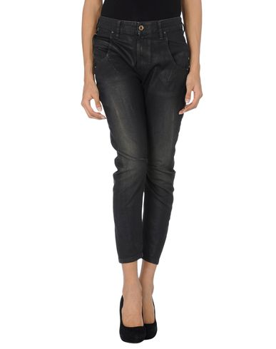 DIESEL BLACK GOLD - Denim capris
