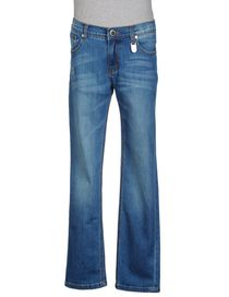 BIKKEMBERGS SPORT - Denim trousers