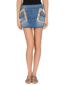JUST CAVALLI - Denim skirt