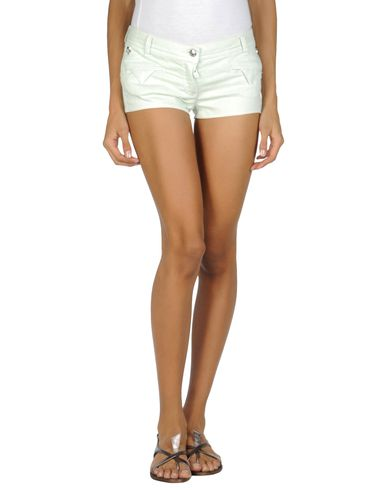 JUST CAVALLI - Denim shorts
