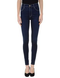 JUST CAVALLI - Denim trousers